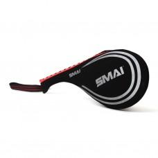 Ракетка двойная SMAI WTF черного цвета
