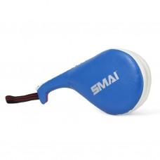 Ракетка двойная SMAI WTF детская, красно-синяя