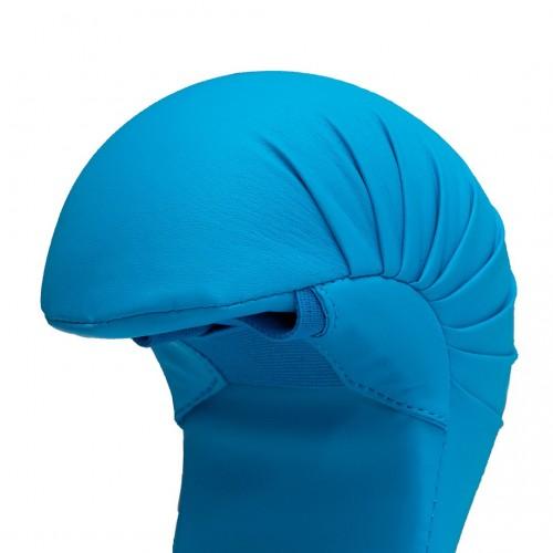 Перчатки для карате Smai с лицензией WKF (синий)
