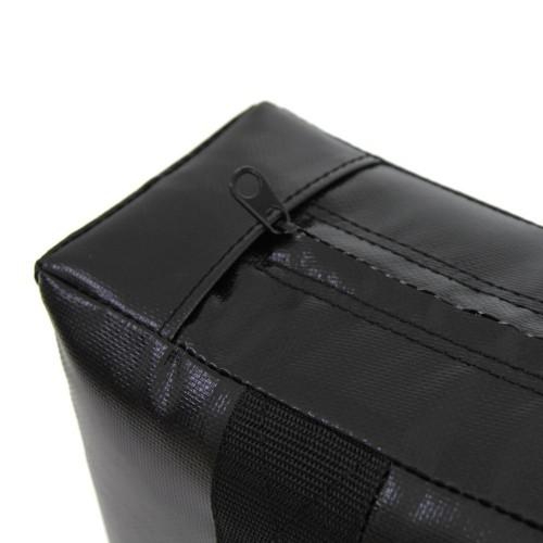 Подушка SMAI SHOC TEC JUNIOR CURVED ( черный)