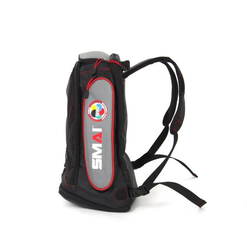 Рюкзак SMAI WKF PERFORMANCE BACKPACK (черно-красный)