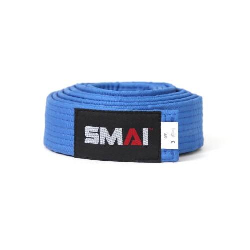 Пояс для кимоно SMAI (синий)