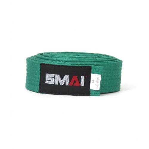 Пояс для кимоно SMAI (зеленый)