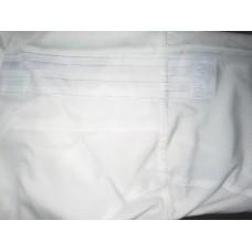 SMAI JIN KUMITE GI с полосами на плечах WKF APPROVED Белые полосы на плечах- SMAI