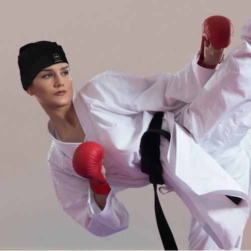 Хиджаб (косынка) Smai WKF (черная)