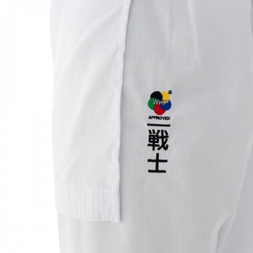 Новинка!!! Кимоно для карате Smai Senshi WKF Aproved (белый)
