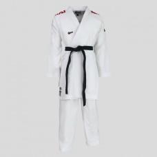 Кимоно для каратэ SMAI JIN KUMITE GI ELITE Premier League (красные полосы на плечах)- SMAI