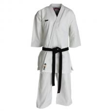 """Кимоно для каратэ SMAI """"PLATINUM KATA GI"""" 14 OZ с лицензией WKF (белое)"""