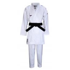 Кимоно для каратэ SMAI JIN KUMITE GI ELITE Karate Premier League (синие полосы на плечах) - SMAI