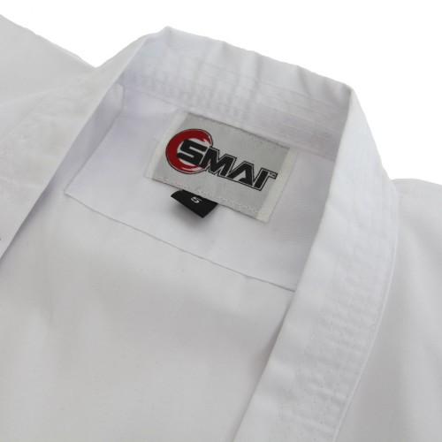 """Кимоно для каратэ Smai """"STUDENT GI"""" с лицензией WKF (белое)"""